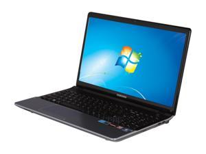"SAMSUNG Series 3 NP305E5A-A06US AMD A6-3420M 1.5GHz 15.6"" Windows 7 Home Premium 64-Bit Notebook"