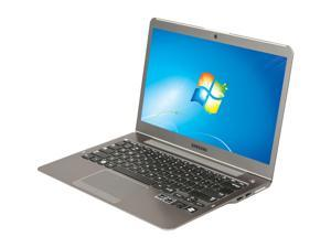 "SAMSUNG Lotus NP530U3C-A01US Intel Core i5 4GB Memory 500GB HDD 24GB SSD 13.3"" Notebook Windows 7 Home Premium 64-Bit"