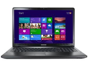 "SAMSUNG Series 3 NP355E7C-A01US AMD A4-4300M 2.5GHz 17.3"" Windows 8 64-bit Notebook"
