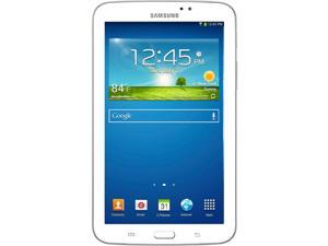 "Samsung Galaxy Tab 3 7"" Dual Core 1.20GHz 1GB Memory 8GB Storage- White"