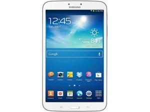 "Samsung Galaxy Tab 3 8.0 – 16GB Flash Storage 1.5GB RAM 8"" Android Tablet - White"