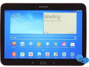 "SAMSUNG Galaxy Tab 3 10.1 1GB Memory 16GB 10.1"" Touchscreen Tablet Android 4.2 (Jelly Bean)"