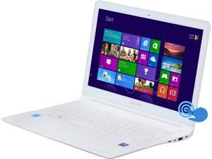 "SAMSUNG Touchscreen Notebook ATIV Book 9 Lite NP915S3G-K02US AMD A6-Series A6-1450 (1.00 GHz) 4 GB Memory 128 GB SSD Integrated Graphics 13.3"" Touchscreen"