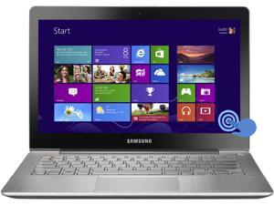"SAMSUNG ATIV Book 7 NP740U3E-K01US Intel Core i5 4GB Memory 128GB SSD 13.3"" Touchscreen Ultrabook Windows 8 64-bit"