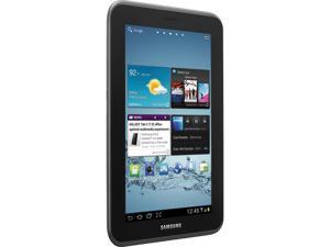 "SAMSUNG Galaxy Tab 2 (7.0) TI OMAP4430 1GB Memory 8GB 7.0"" Tablet PC - Titanium Silver Android 4.0 (Ice Cream Sandwich) WiFi"
