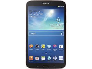 "Samsung Galaxy Tab 3 SM-T310 16 GB Tablet - 8"" - Wireless LAN - Samsung Exynos 4212 1.50 GHz - Golden Brown - 1.50 GB RAM - Android 4.2.2 Jelly Bean - Slate - 1280 x 800 - Bluetooth - Dual-core (2 ..."
