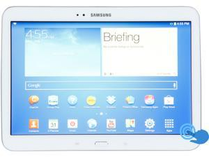"SAMSUNG Galaxy Tab 3 10.1 Intel Atom Z2560 (1.60 GHz) 1 GB Memory 10.1"" 1280 x 800 Tablet Android 4.2 (Jelly Bean) White"