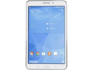 "SAMSUNG Galaxy Tab Galaxy Tab 4 8.0 Quad Core Processor 1.5 GB Memory 16 GB Flash Storage 8.0"" Touchscreen Tablet Android 4.4 (KitKat)"