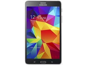 "SAMSUNG 7.0"" Galaxy Tab 4 7.0 Quad Core Processor 1.20 GHz 1.5 GB Memory 8 GB Flash Storage Android 4.4 (KitKat) Tablet"