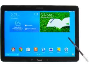 "SAMSUNG Galaxy Galaxy Note Pro 12.2 Quad Core 1.90 GHz 3 GB Memory 32 GB SSD 12.2"" 2560 x 1600 Tablet Android 4.4 (KitKat) Black"