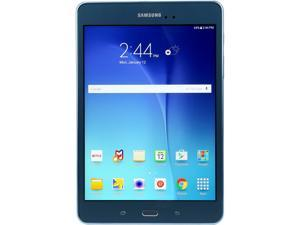 "SAMSUNG Galaxy Tab A 8.0 Qualcomm 1.5 GB Memory 16 GB Flash Storage 8.0"" Touchscreen Tablet Android 5.0 (Lollipop)"