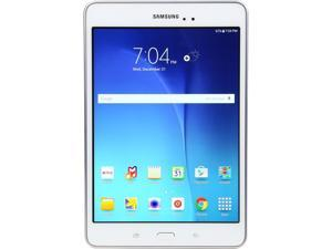 "SAMSUNG Galaxy Tab A 8.0 Qualcomm 1.5 GB Memory 16 GB 8.0"" Touchscreen Tablet Android 5.0 (Lollipop)"
