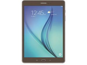 "SAMSUNG Galaxy Tab Galaxy Tab A Quad Core Processor 1.5 GB Memory 16 GB Flash Storage 9.7"" Touchscreen Tablet Android 5.0 (Lollipop)"