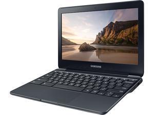 "SAMSUNG XE500C13-K02US Chromebook Intel Celeron N3050 (1.60 GHz) 4 GB LPDDR3 Memory 16 GB eMMC SSD 11.6"" Chrome OS"