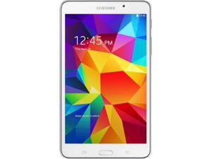 "SAMSUNG Galaxy Tab 4 SM-T230NZWAXAR Quad Core Processor 1.5 GB Memory 8 GB 7.0"" Touchscreen Tablet Android"