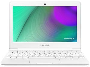 "SAMSUNG Laptop NP110S1K-K01US Intel Celeron N3050 (1.60 GHz) 4 GB Memory 128 GB SSD 11.6"" Windows 10 Home"