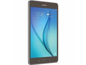 "Samsung GALAXY TAB A Qualcomm APQ 8016 X4 1.2GHz 16GB 8.0"" (Dark Gray)"