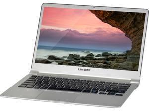 """SAMSUNG B Grade Laptop NP900X3D Intel Core i5 3317U (1.70 GHz) 4 GB Memory 128 GB SSD 13.3"""" Windows 10 Pro 64-Bit"""