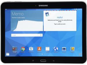 "SAMSUNG Galaxy Tab 4 Education SM-T530NYKNXAR-R Qualcomm APQ8026 (1.20 GHz) 16 GB 10.1"" 1280 x 800 Tablet Android 5.0 (Lollipop)"