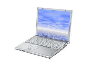 "Panasonic Laptop Toughbook T8 CF-T8HWGTZ2M Intel Core 2 Duo SU9600 (1.60 GHz) 2 GB Memory 250 GB HDD Intel GMA 4500MHD 12.1"" Touchscreen Windows 7 Professional / XP downgrade"