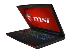 MSI GT72 Dominator Pro-445 Gaming Laptop Intel Core i7 4980HQ (2 80