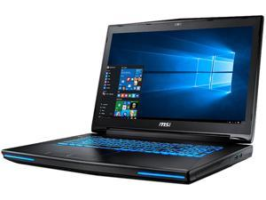 "MSI WT72 6QL-283US Laptop Intel Core i7 6700HQ (2.60 GHz) 16 GB Memory 1 TB HDD 128 GB SSD NVIDIA Quadro M4000M 17.3"" Windows 10 Pro"