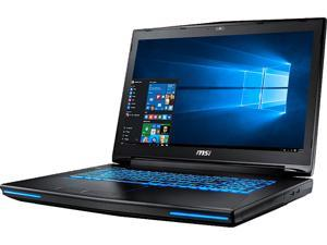 "MSI WorkStation Series WT72 6QK-099US Laptop Intel Core i7 6700HQ (2.60 GHz) 16 GB Memory 1 TB HDD 128 GB SSD NVIDIA Quadro M3000M 17.3"" Windows 10 Pro"