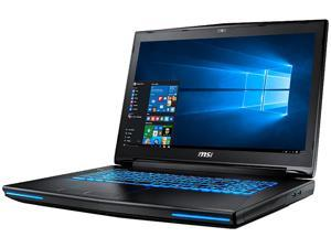 "MSI WT72 6QJ-200US Laptop Intel Core i7 6700HQ (2.60 GHz) 16 GB Memory 1 TB HDD 128 GB SSD NVIDIA Quadro M2000M 17.3"" Windows 10 Pro"