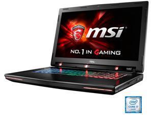 "MSI 17.3"" GT72VR Tobii-031 Intel Core i7 6700HQ (2.60 GHz) NVIDIA GeForce GTX 1070 32 GB Memory 512 GB SSD (PCIE Gen3x4)1 TB HDD Windows 10 Home 64-Bit G-Sync Gaming Laptop VR Ready"
