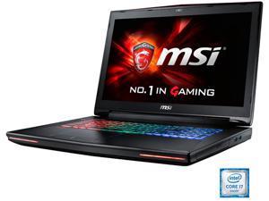 "MSI 17.3"" GT72VR Dominator-033 Intel Core i7 6700HQ (2.60 GHz) NVIDIA GeForce GTX 1060 16 GB Memory 256 GB SSD 1 TB HDD Windows 10 Home 64-Bit G-Sync Gaming Laptop VR Ready"