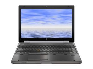 "HP EliteBook 8560w (XU082UT#ABA) Intel Core i5-2540M 2.60 GHz 15.6"" Windows 7 Professional 64-Bit Notebook"