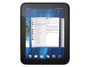 """HP TouchPad Wi-Fi 32GB 32GB Storage 9.7"""" Tablet - Black"""