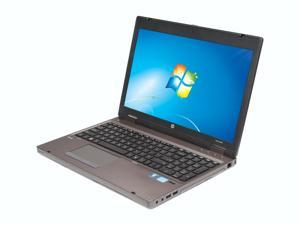 "HP ProBook 6560b (A7J97UT#ABA) 15.6"" Windows 7 Professional 64-Bit Laptop"