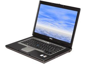 "DELL Laptop Latitude D830 Intel Core 2 Duo T7100 (1.80 GHz) 1 GB Memory 60 GB HDD 15.4"" Windows XP Professional"