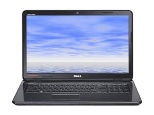 "DELL Inspiron 17R-N7110 Intel Pentium B950 2.1GHz 17.3"" Windows 7 Home Premium 64-Bit Notebook"