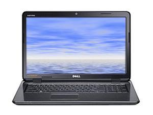 "DELL Inspiron I17R-7626DBK Intel Core i3-2310M 2.1GHz 17.3"" Windows 7 Home Premium 64-Bit Notebook"