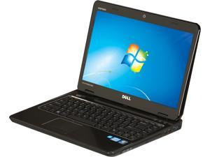 "DELL Inspiron N4110 (I14RN-1809BK) Intel Core i7-2640M 2.8GHz 14.0"" Windows 7 Home Premium 64-bit Notebook"