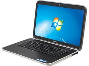 "DELL Inspiron I15R-2104SLV Intel Core i5-3210M 2.5GHz 15.6"" Windows 7 Home Premium 64-Bit Notebook"