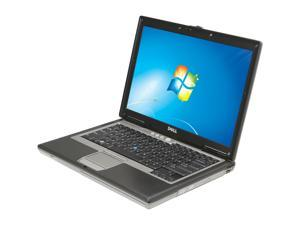 "Refurbished: DELL Latitude D630 14.1"" Notebook Intel Core Duo 1.80GHz, 2GB Memory, 60GB HDD, DVD-CDRW,  Firewire Port, ..."