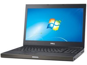 "DELL Precision M4700 Intel Core i7-3740QM 2.7GHz 15.6"" Windows 7 Ultimate Notebook"