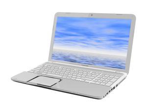 "TOSHIBA Satellite L855D-00P AMD Comal Quad-Core A8-4500M 1.9GHz 15.6"" Windows 7 Home Premium 64-Bit Notebook"