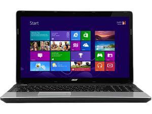 "Acer Aspire E1-571-53214G50Mnks Intel Core i5-3210M 2.5GHz 15.6"" Windows 8 64-bit Notebook"