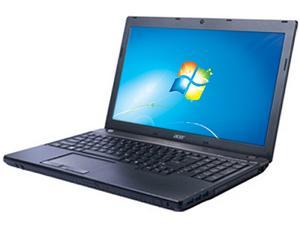 "Acer TravelMate P TMP653-M-9889 Intel Core i7-3632QM 2.2GHz 15.6"" Windows 7 Professional 64-bit Notebook"
