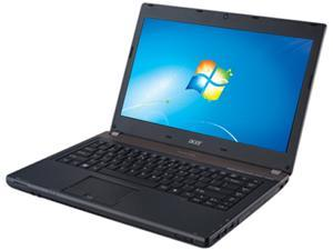 "Acer TravelMate P TMP643-M-9476 Intel Core i7-3632QM 2.2GHz 14.0"" Windows 7 Professional Notebook"