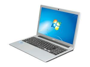 "Acer Aspire V5-571-6726 Intel Core i5-3317U 1.7GHz 15.6"" Windows 7 Home Premium 64-Bit Notebook"