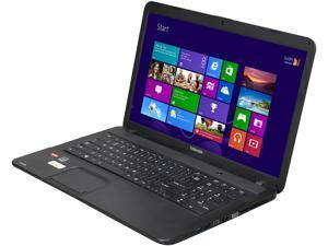 "TOSHIBA Satellite C875D-S7330 AMD A4-4300M 2.5GHz 17.3"" Windows 8 Notebook"