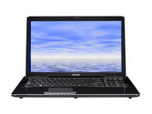 "TOSHIBA Laptop Satellite L675D-S7015 AMD Athlon II Dual-Core P320 (2.10 GHz) 4GB DDR3 Memory 500 GB HDD ATI Radeon HD 4250 17.3"" Windows 7 Home Premium 64-bit"