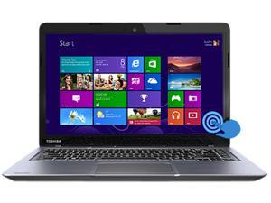 "TOSHIBA Satellite U845t-S4165 Intel Core i5 6GB Memory 128GB SSD 14"" Touchscreen Ultrabook Windows 8"