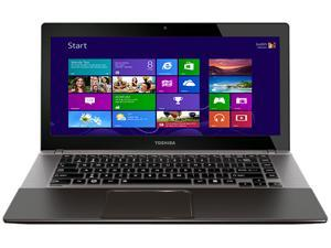 "TOSHIBA Satellite U845W-S4170 14.4"" Notebook Midnight Silver Aluminum"