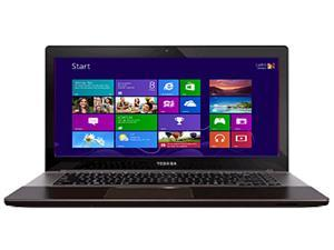TOSHIBA Satellite Intel Core i7 6GB Memory Notebook Genuine Windows 8